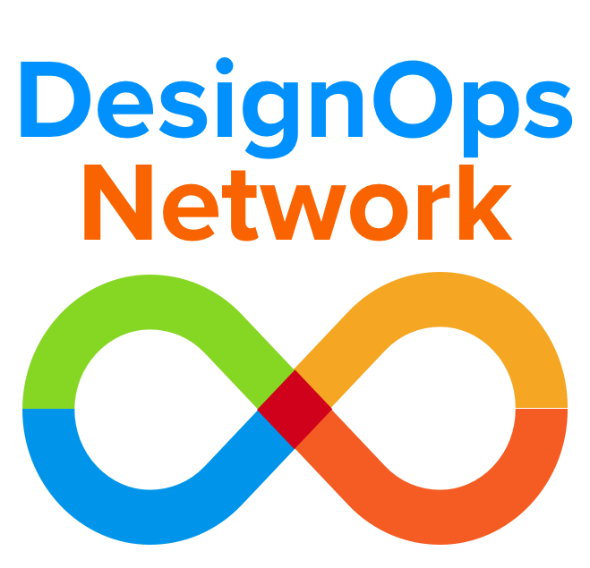 This is a picture the DesignOps Network Logologo
